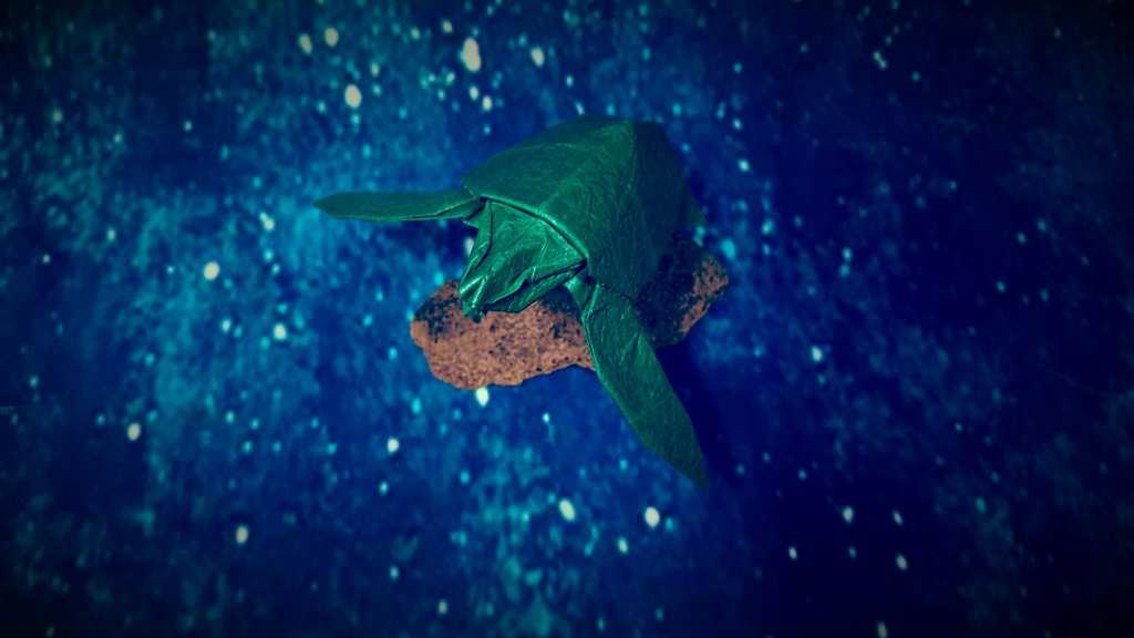 陈汉辉 - 绿海龟 (4)